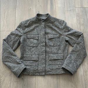Club Monaco Tweed Jacket size 6